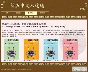 Accessing Chinese: For ethnic minority learners in Hong Kong