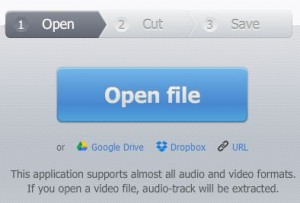 Great tool for editing mp3 online